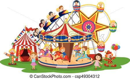 Essay on Funfairs and Amusement Parks #16